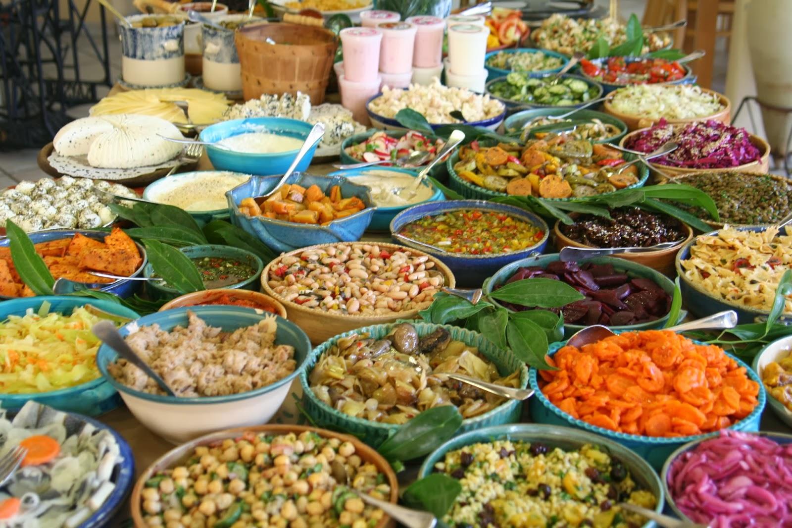SURİYE MUTFAĞI HAKKINDA GENEL BİLGİLER | Suriye Yemekleri ...