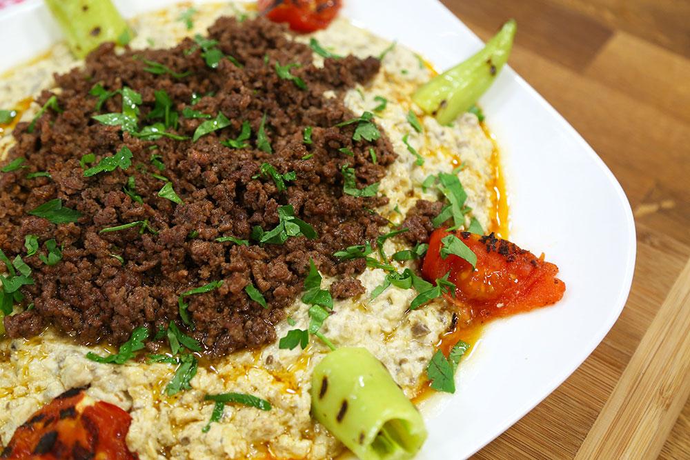 Ali Nazik yemek tarifi