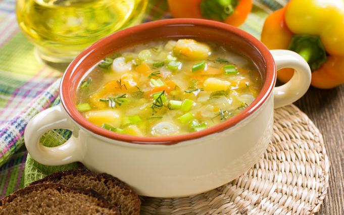 Диета суп из капусты