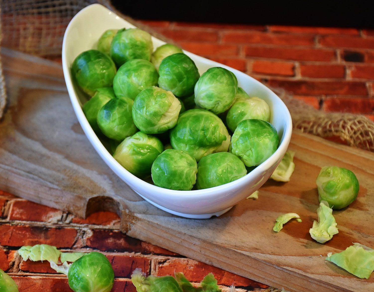 Kavrulmuş Brüksel lahanası tarifi