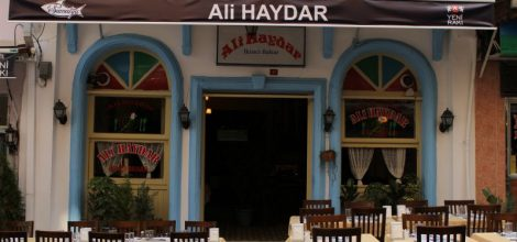 1. Ali Haydar