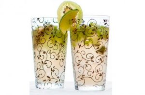 Kiwi-and-ginger-cocktail