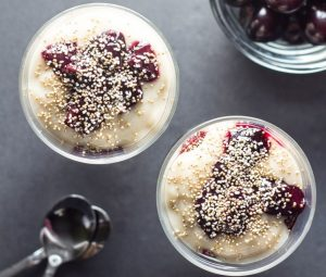 cherry-recipes-cherry-maple-and-vanilla-pudding-parfait