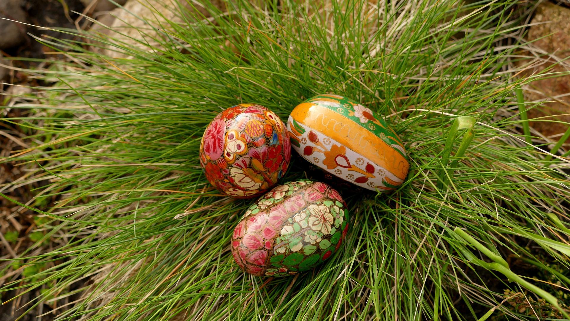 Bir Yeniden Dogus Umudu Paskalya Yumurtalari Ve Tarihi Yemek