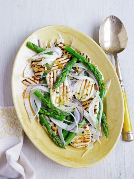 hellim salatası