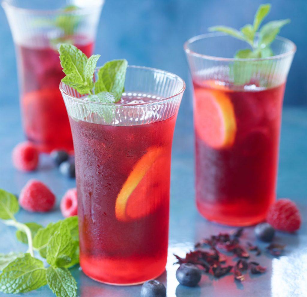 hibiskus limonata