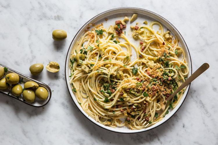 spagetti limon