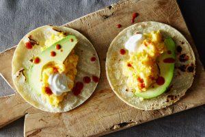 yumurtalı taco