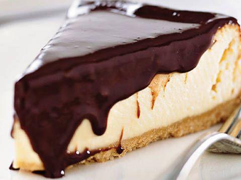 Cikolatali Cheesecake Tarifi Nasil Yapilir Cay Saatleri