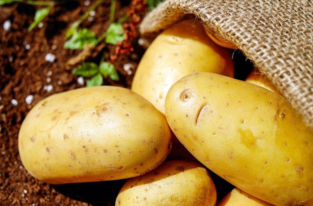patatesli vegan çiğ köfte